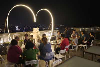 The only Anbo Seaview Inn in Penghu with a top-floor aerial sea view restaurant