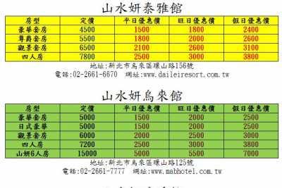 Dali Hot Spring Club Interbank Price